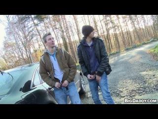 OUTDOOR ANAL FUN | MARCO SUN & SONNY DAHL